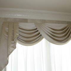 Swags and Tails | Curtains