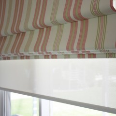 Roman Blind - Custom curtain